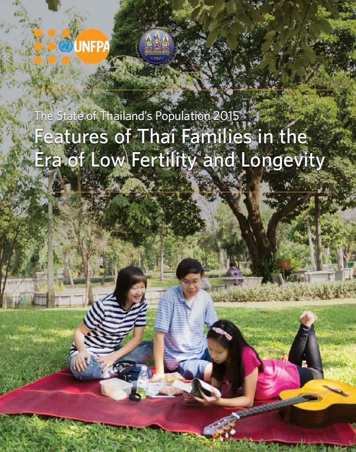 Features of Thai Families in the Era of Low Fertility and Longevity