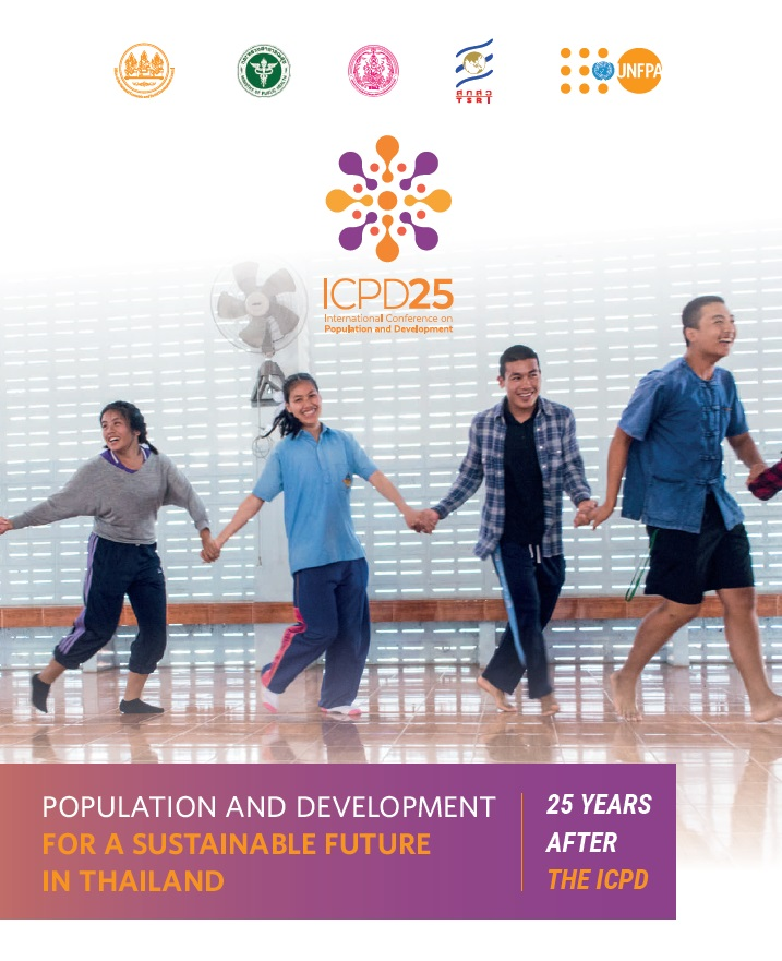 25 Years after the ICPD: Population and Development for a Sustainable Future in Thailand