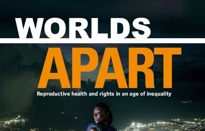 """รายงานสถานการณ์ประชากรโลก ปี 2560 """"โลกที่แตกแยก – สถานการณ์สิทธิและสุขภาวะทางเพศในยุคของความไม่เท่าเทียม"""""""