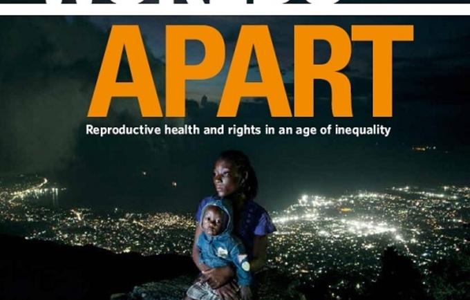 """รายงานสถานการณประชากรโลก 2560 """"โลกที่แตกแยก – สถานการณ์สิทธิและสุขภาวะทางเพศ ในยุคของความไม่เท่าเทียม"""""""