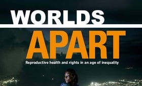 The State of World Population 2017: Worlds Apart: Reproductive Health and Rights in an Age of Inequality