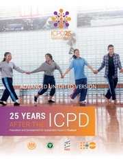 Population and Development for a Sustainable Future in Thailand: 25 Years after the ICPD