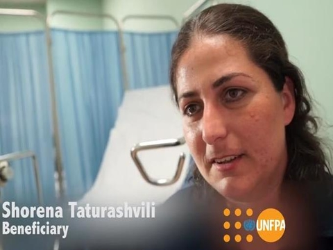 Preventing cervical cancer in Georgia